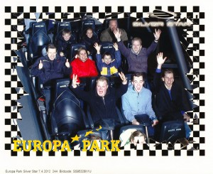 unsere Nr.1 im Europa Park (Bild v. 07.04)